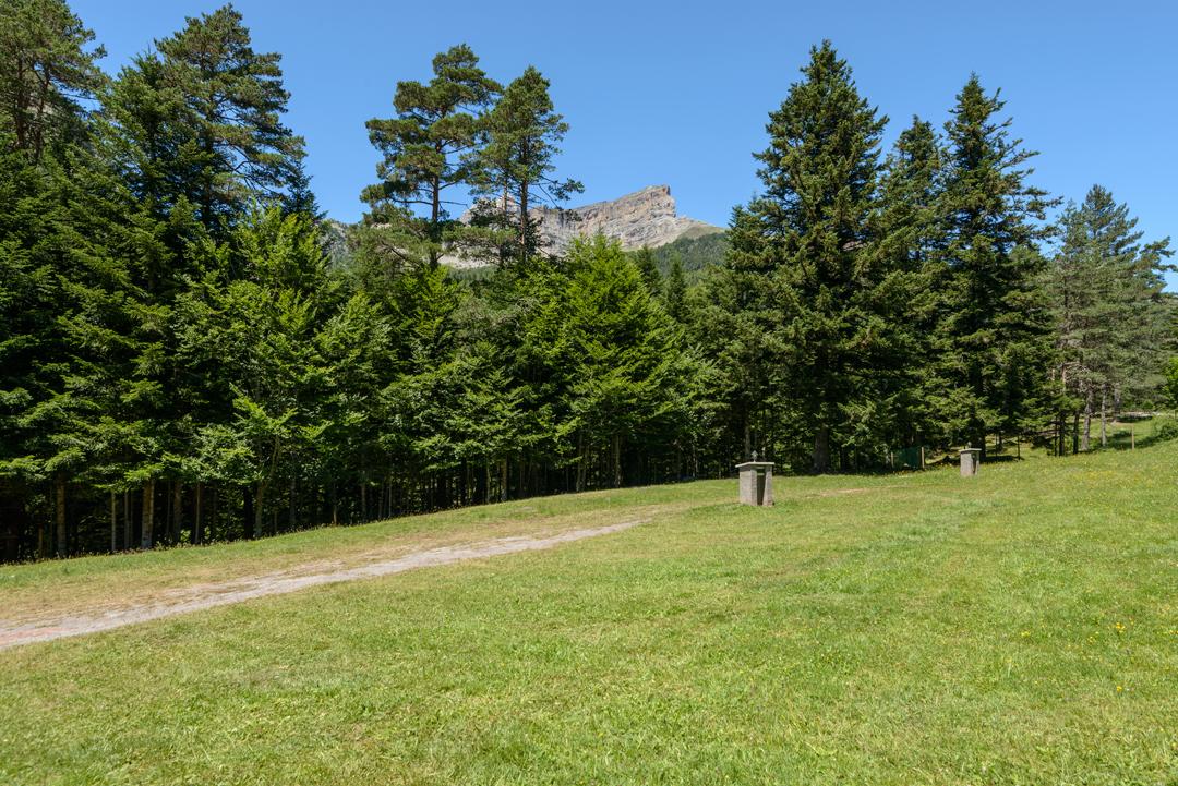 Camping en el Pirineo