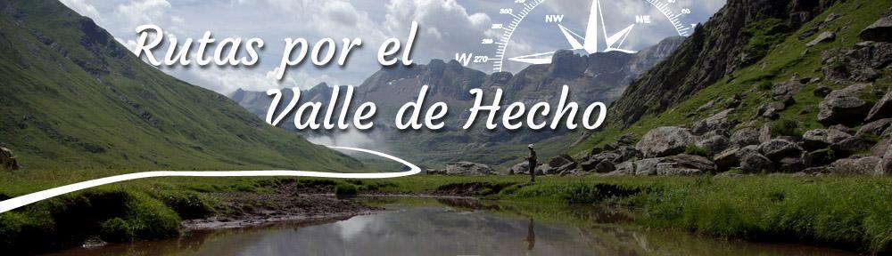 Rutas Por El Valle De Hecho Camping Selva De Oza